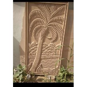 Marble Carving Panel