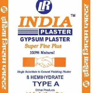 Super Fine Plus Gypsum Plaster