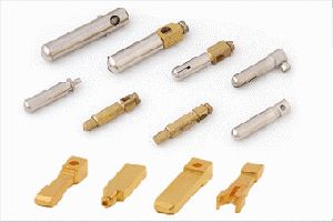 Brass Electrical Socket Pins