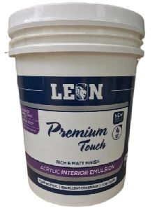 Premium Touch Acrylic Interior Emulsion Paint