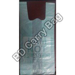 Compostable Plastic Carry Bags (bio-plast bags)