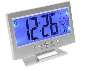 Digital LED Snooze Alarm Clock
