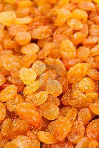 Golden Dried Raisins