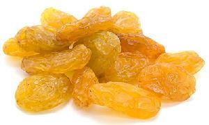 Yellow Dried Raisins