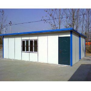 Steel Prefabricated Shelter