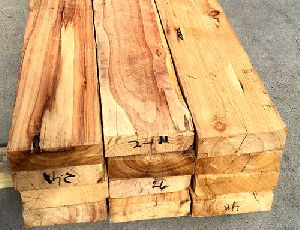 Pine Wood Sleepers