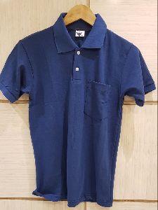 men cotton polo t-shirt