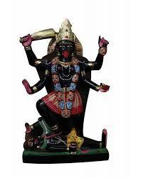 Marble Kali Maa Statue