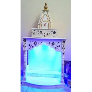 Hand Carved Marble Home Temple
