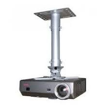 3 Feet Ceiling mount round Projector Stand (Maximum Load Capacity 35 kg)