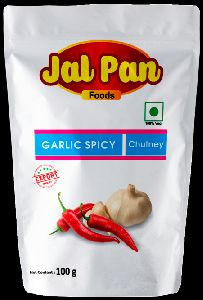 Garlic Spicy Chutney