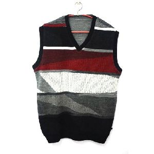 Mens Casual Woolen Sweater