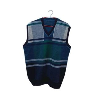 Mens Reversible Sweater