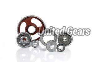 tractor engine gears