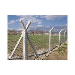 RCC Fencing L Pole