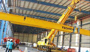 Industrial Crane Installation Services