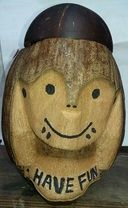 Coconut Tikki Cup