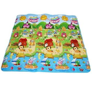 Children Baby Play Floor Playing Mats