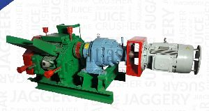 Delux Heavy-Single Mill with Diesel Engine Attachment