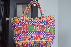 Embroidered Colorfull Fashion Bags