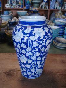 Flower Vase Ceramic Glaze