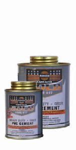 Grey Pvc Cement