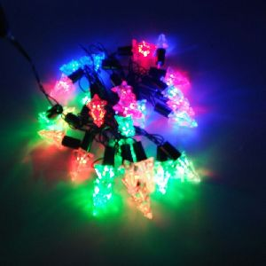 Bulb Crystal Cristmas Tree Led