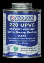 Extra Heavy Bodied Low VOC PVC Cement