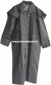 Australian Oily Waxy Long Coat