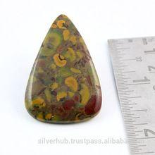 Ajoobalite Jasper Semi Precious Stone