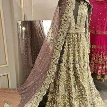 Customize Design Hot Pakistani Bridal Lehenga
