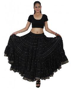 Ats 25 Yard Gypsy Tribal Dance Skirt