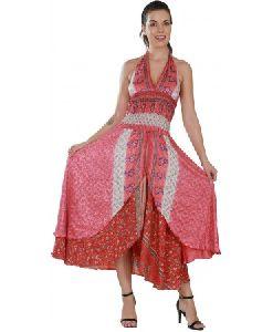 Wevez Women Halter Neck Dresses For Summer
