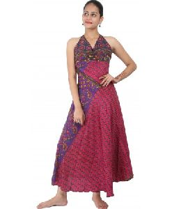 Women Long Summer Evening Dress
