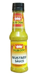 Golden Crown Mustard Sauce