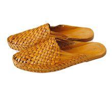 Boho Flats Leather Sandals