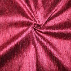 Handmade 100% Pure Raw Silk Fabric Muti Color