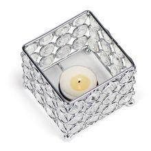 Decorative Crystal Candle Holder