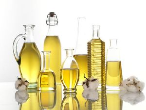 Yellow Cotton Seed Oil