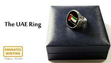 Ring with Enamel