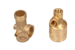 Brass Forged Parts