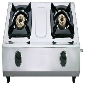 Kitchen 2 Burner Lpg Gas Cooker Stove