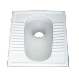 Ceramic Indian Toilet Seat