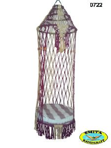 Round Cage Hammock Chair