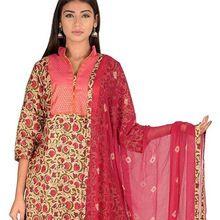 Manipuri Silk Fabric Dress Material