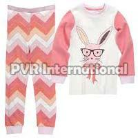 Teenage Boys Knitted Pyjama Set