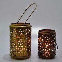 Metal Tea Light Candle Holder