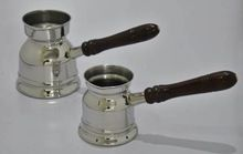 Stainless Steel Turkish Arabic Coffee Pots