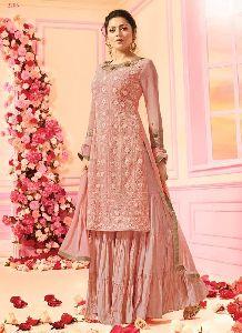 Women Salwar Kameez Designer Pink Color