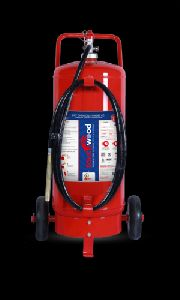 25 Kg DCP Trolley Type Fire Extinguishers